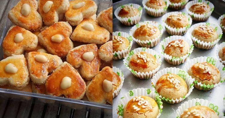 15 Resep kue kacang, enak dan mudah dibuat