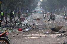 4 Fakta temuan polisi soal tersangka perusuh aksi 22 Mei