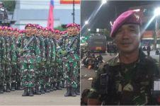 Kisah Marinir diapresiasi bubarkan massa Aksi 22 Mei dengan damai