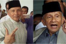Amien Rais bawa buku Jokowi People Power saat diperiksa penyidik