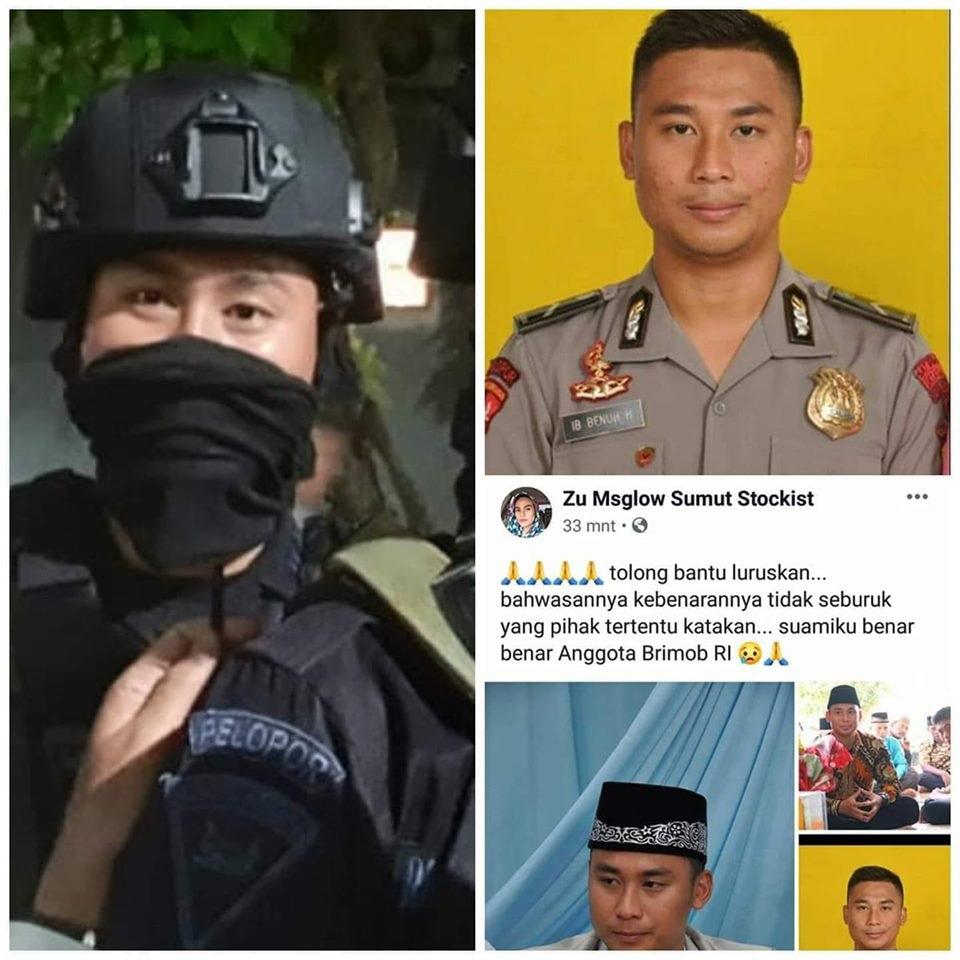 potret ib benuh korban hoaks selain andre © Facebook/ibnu.habib.5851
