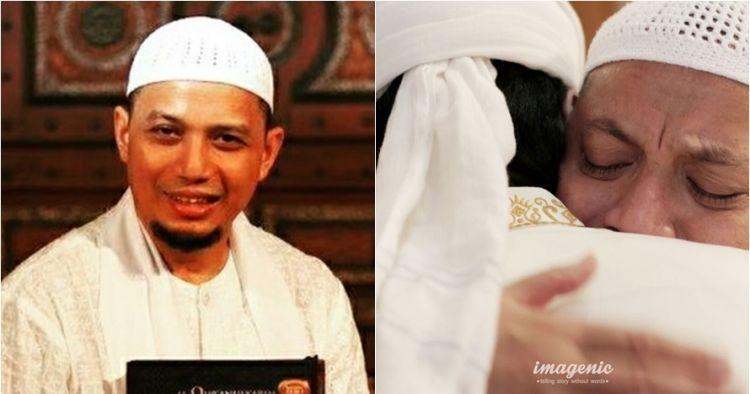 Anak Ustaz Arifin Ilham ungkap jenazah sang ayah berbau wangi