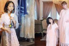 7 Potret karya kolaborasi anak Ersa Mayori & desainer terkenal