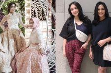 11 Pasang kakak-beradik seleb Indonesia ini sering dikira kembar