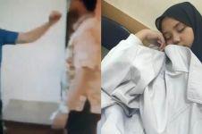 10 Video siswa ketahuan guru tidur di kelas ini bikin tepuk jidat