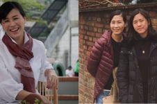 Hadiri kelulusan putrinya, penampilan Veronica Tan curi perhatian