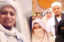 Sang ayah meninggal, putri bungsu Ustaz Arifin Ilham sering rewel