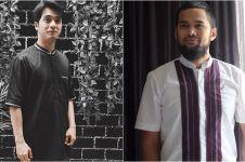 10 Inspirasi baju koko ala seleb Tanah Air, simpel dan elegan