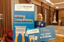 Jadi pemenang writing competition Beswan Djarum, ini rahasianya