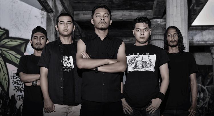 Grup band metal asal Aceh luncurkan video klip, judulnya bikin ngeri