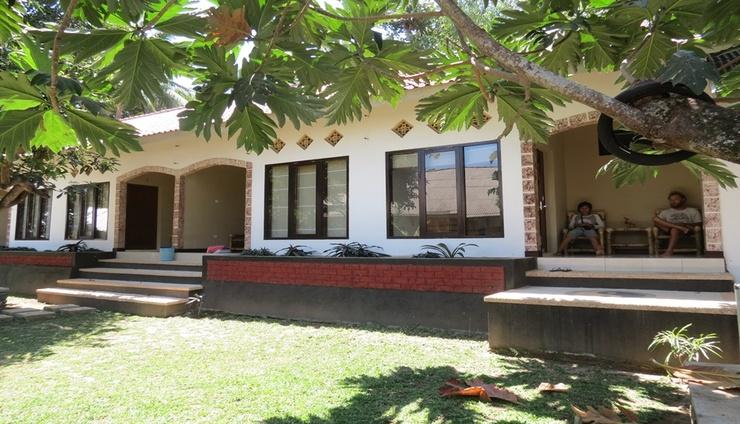 6 Penginapan murah di Lombok, semua di bawah Rp 100 ribu
