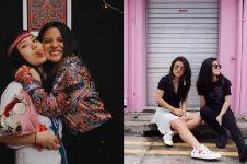 10 Momen kebersamaan Marsha Aruan dan sang adik, sama-sama cantik