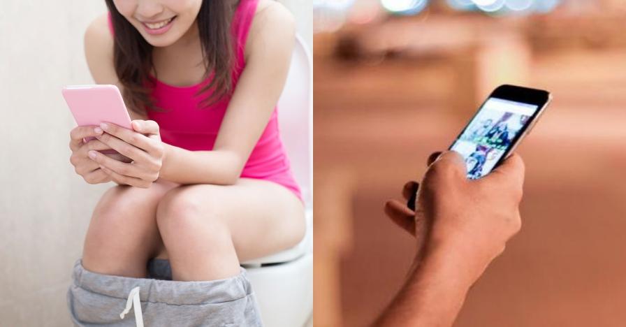 Ada belasan ribu bakteri menempel di smartphone-mu, awas penyakit