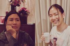5 Pesona Nathania Zhong, putri Ahok saat wisuda bersama Veronica