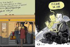 10 Komik bertema kerja ini cerminan betapa susahnya cari uang