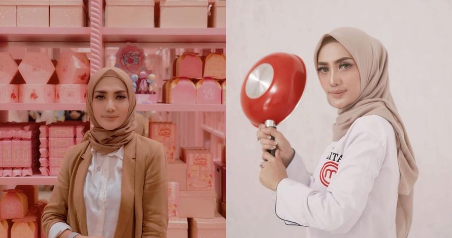 3 Kegiatan Yulita usai tersingkir dari MasterChef, bisnis hijab