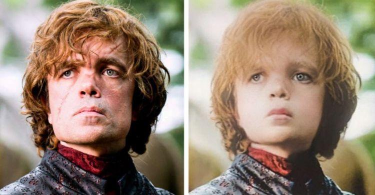15 Foto pemain Game of Thrones pakai filter Snapchat, manglingi