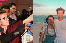 10 Potret Tom Holland ke Bali buat promo film Spider-Man, seru abis
