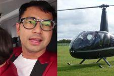 Bergelimang harta, 3 seleb ini gunakan helikopter untuk kerja