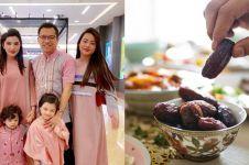 Momen seru 4 keluarga besar seleb buka bersama, berkah Ramadan