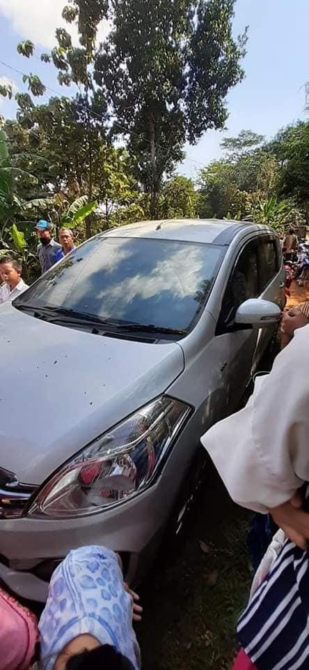 pencuri kembalikan mobil curian surat maaf © Facebook/yuni.rusmini
