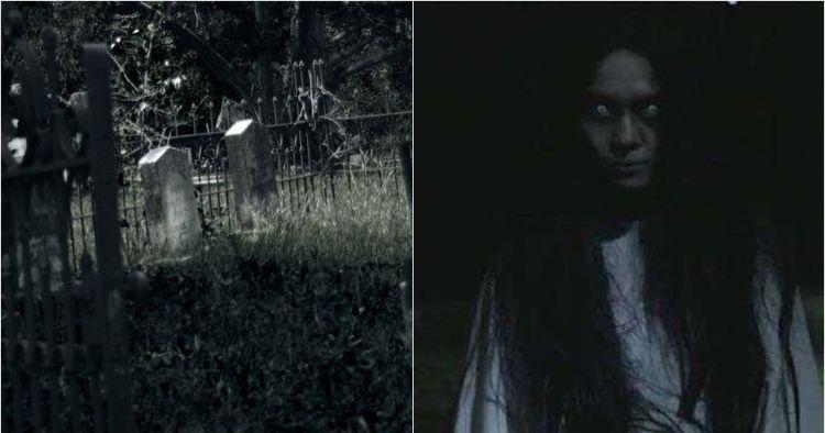 Viral suara teriakan misterius di dekat kuburan, bikin merinding