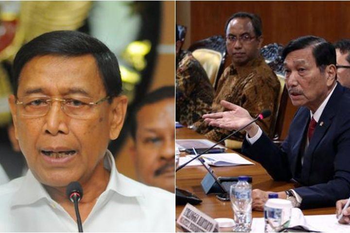 Tokoh nasional ini jadi target pembunuh bayaran, ada Wiranto dan Luhut