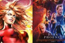 10 Kekuatan Dark Phoenix di X-Men, bisa bangkit dari kubur