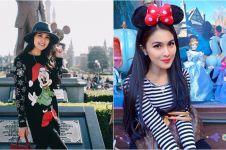 Disney booking satu bioskup untuk Sandra Dewi menonton Aladdin