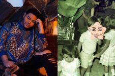6 Potret masa kecil Ivan Gunawan, mengejutkan!