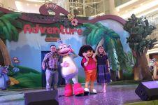 Libur sekolah, karakter Dora & Boots siap sambut pengunjung mal