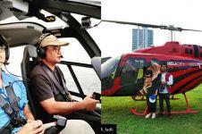 Sensasi berbeda mudik Lebaran 2019 naik helikopter, ini tarifnya