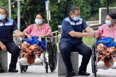 Reaksi SBY & Bu Ani saat dituduh gunakan sakit jadi dalih politik