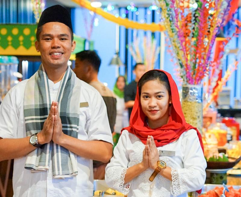 Selama puasa hotel ini sulap resto jadi Kampoeng Ramadan ala Betawi