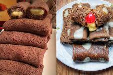 21 Resep dadar gulung kekinian, praktis dan mudah dibuat