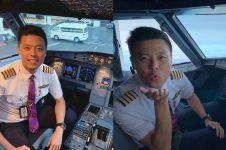 5 Fakta Vincent Raditya, pilot yang disindir Lucinta Luna