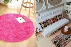25 Desain karpet unik, cocok untuk ruang minimalis