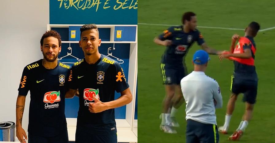 Dikolongin pemuda 19 tahun, reaksi Neymar ini dikecam