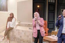 8 Potret kamar Putri Delina anak Sule, kamar mandinya jadi sorotan