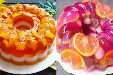 15 Resep puding buah, enak dan praktis