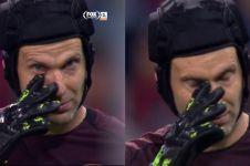 Menangis saat kalah di final Liga Europa, Petr Cech ungkap alasannya