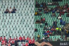 Stadion final Liga Europa sepi penonton, ini penyebabnya