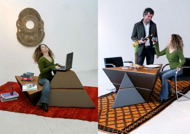 Furnitur serbaguna ini keren abis istimewa