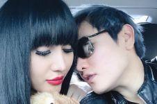 Dalam 2 bulan Lucinta Luna tunangan dua kali, cinta penuh drama