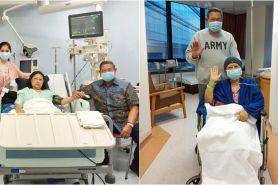 Kondisi kesehatan Ani Yudhoyono menurun
