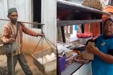6 Video lucu penjual makanan bersuara unik ini bikin cekikikan