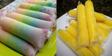 15 Resep es lilin kekinian, segar dan praktis