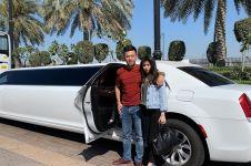 10 Gaya liburan Capt Vincent Raditya dan istrinya, mewah abis