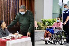 Kondisi kesehatan menurun, Ani Yudhoyono kembali masuk ICU