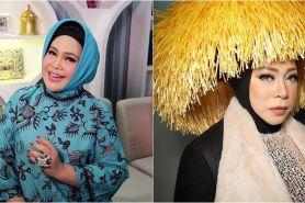 6 Gaya seleb dengan hijab unik, berjambul hingga penuh aksesori